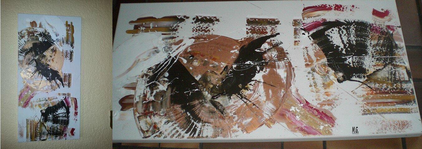 Peinture tous les messages sur peinture page 4 for Peinture a la spatule