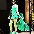 Midori no hime, concours de mode et de couture - partie 3: le défilé!!!