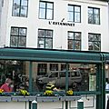 Bruges, mes ptits restos sympas et bons ;o)