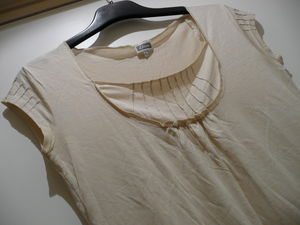 T_shirt_MC_plastron_beige_Etam_3