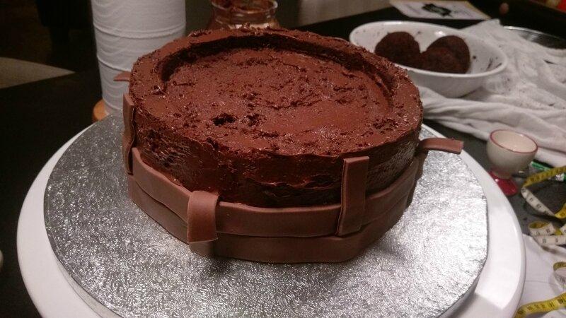 20171020 gâteau panier de pelotes de laine (6)