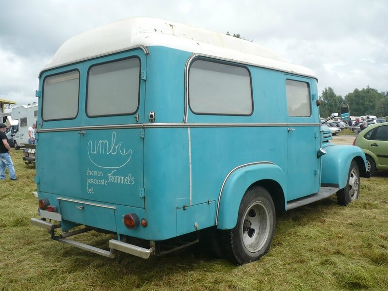 FORD FK G39T 3500 V8 ancienne ambulance 1960 Madine (2)