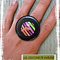 Bague Little M (B96)