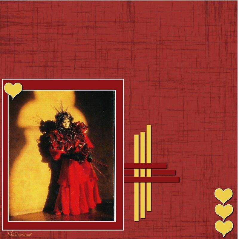 * Costumes Carnaval de Venise
