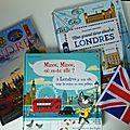 Découvrir londres... sélection de livres pour enfants