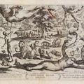 Antonio tempesta (1555-1630), divers sujets tirés