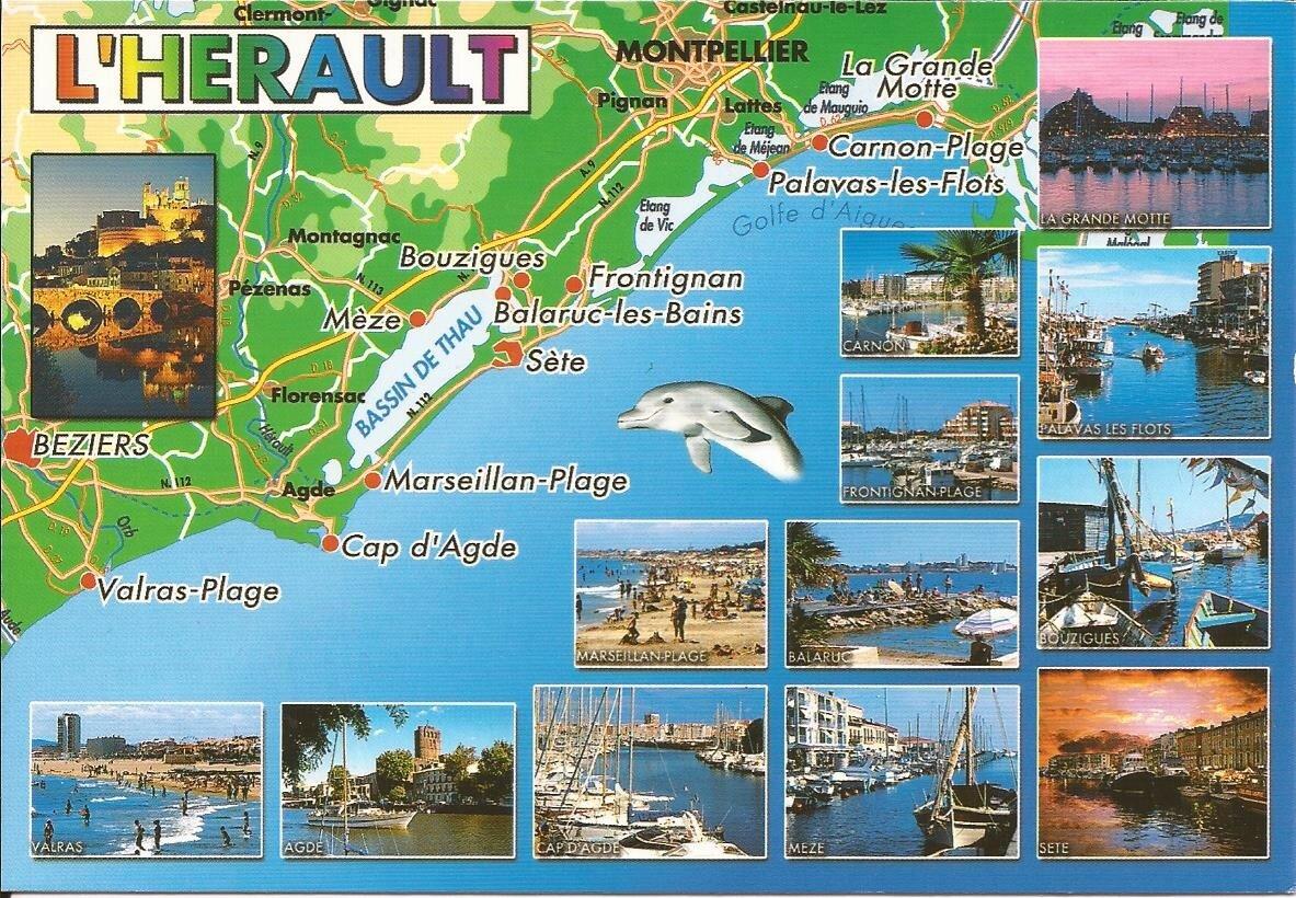 cartes ajoutées dans Hérault Merci Michèle P