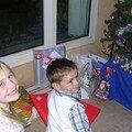 Séphora 10 ans et Sacha 5 ans