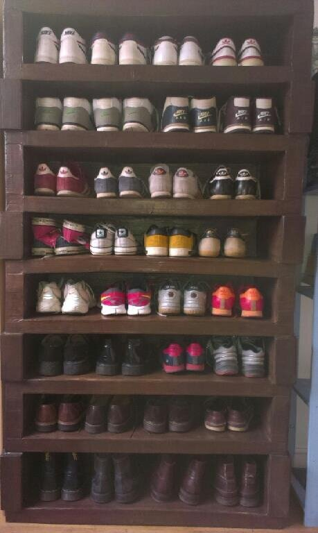 Creer Un Meuble Chaussures