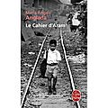 Le cahier d'Aram, de Maria Angels Anglada,