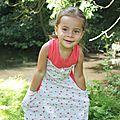 Opération destockage #31- la petite robe fleurie