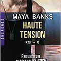 Kgi, tome 8: haute tension