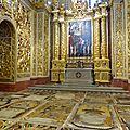 La co-cathédrale saint-jean de la valette, malte