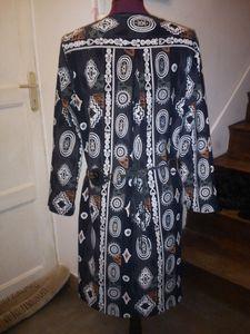 dos de robe