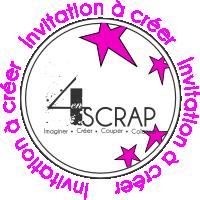 invitation à créer 4enscrap
