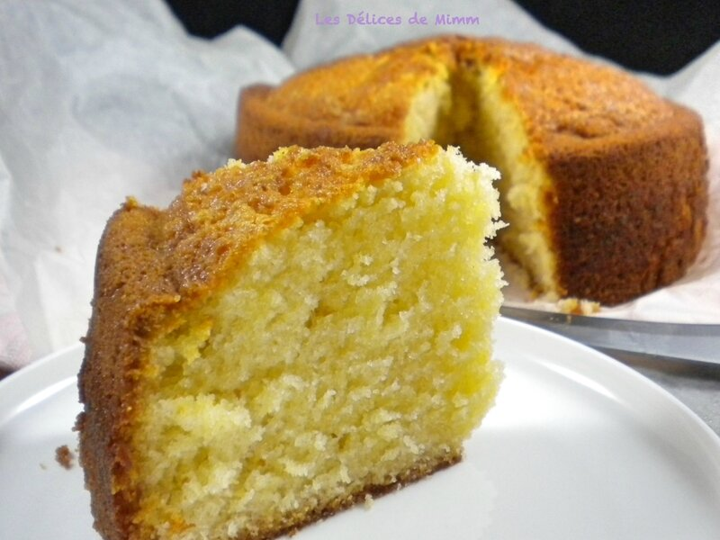 Le gâteau à la vanille de Donna Hay 5
