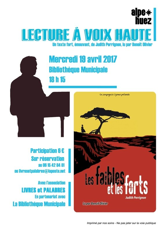 Affiche lecture 2017