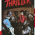 Michael jackson's thriller - photorock n°1, février 1984