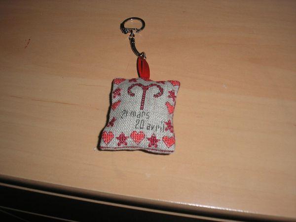 porte clefs bélier 002
