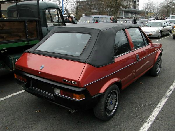 fiat ritmo s85 bertone cabriolet 1981 1982 4