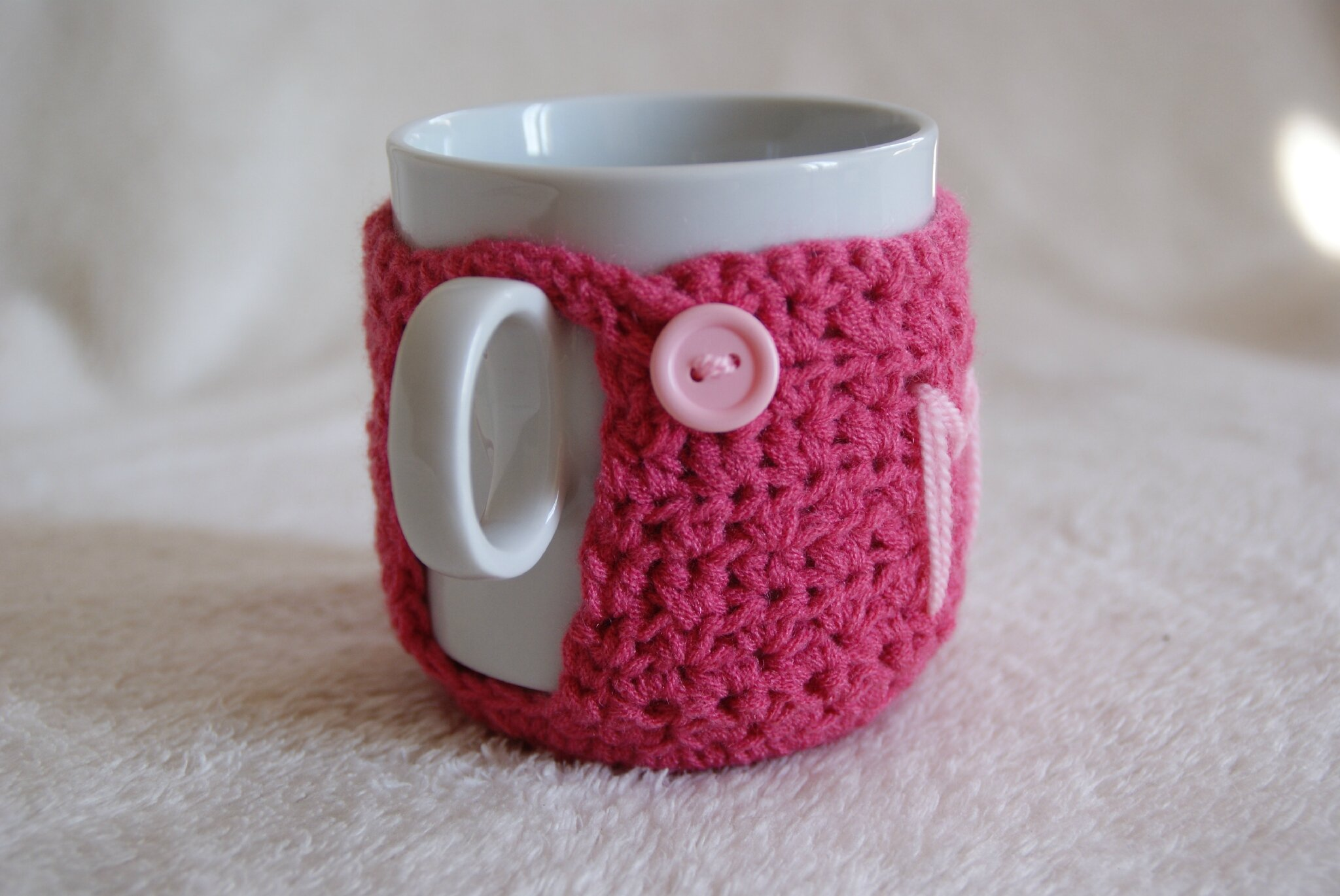 Mug au chaud pour mamie