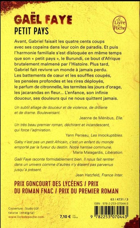 Petit Pays (2)