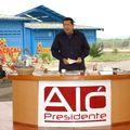 Alo presidente...