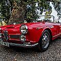 Motors & café spécial véhicules rouges