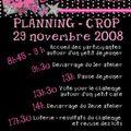 Planning de la crop havraise !!