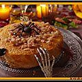 Gâteau magique a la creme de marrons