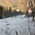 Mon village en t en hiver ses paysages, sa vie