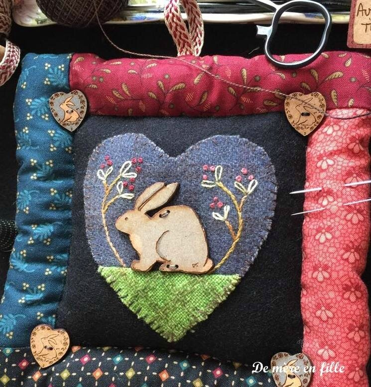 lapin couché 2