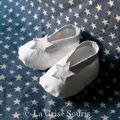 Premiers chaussons en lin
