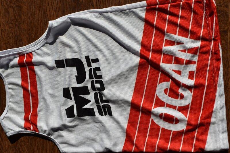 Vareuse OCAN MJ Sport Dos