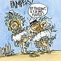 Panama pampers en couleurs