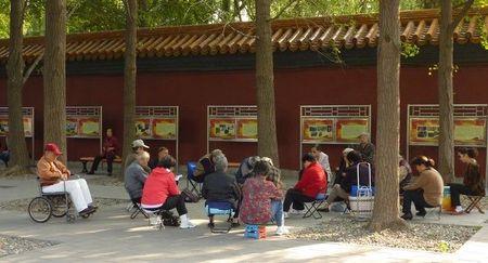histoire à jingshan