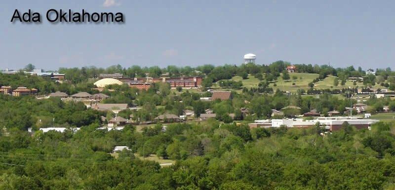 ada Oklahoma