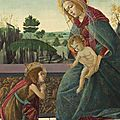 A masterpiece by Sandro Botticelli previously owned by the Rockefeller family will be exhibited in Russia 