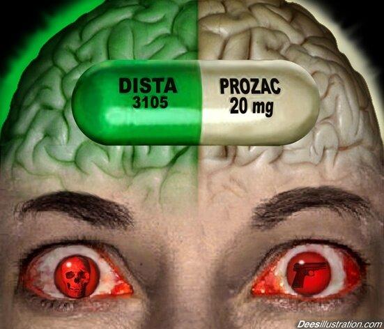 antidepresseurs : danger