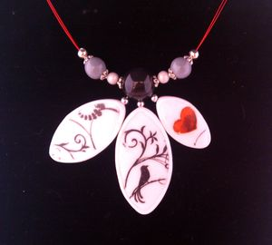montage collier love