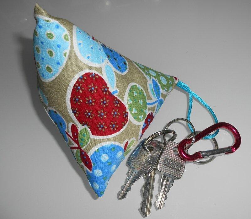 berlingot clés corinne