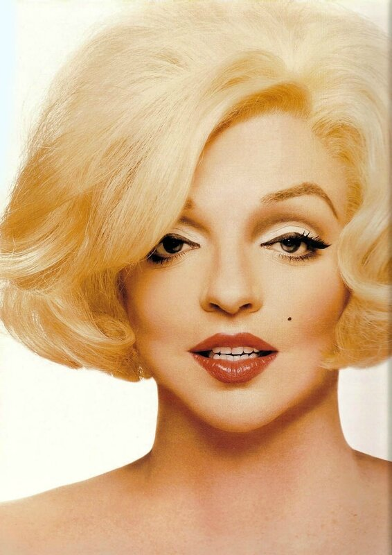 kevyn_aucoin-liza_minnelli_as_marilyn_monroe-1