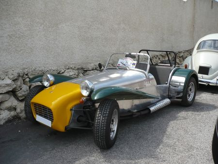 CATERHAM Sprint Super 7 Poussan (1)