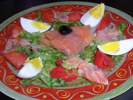 Assiette garnie passe moi ta recette for Decoration a l assiette