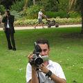 le photographe et le caméraman officiels 1