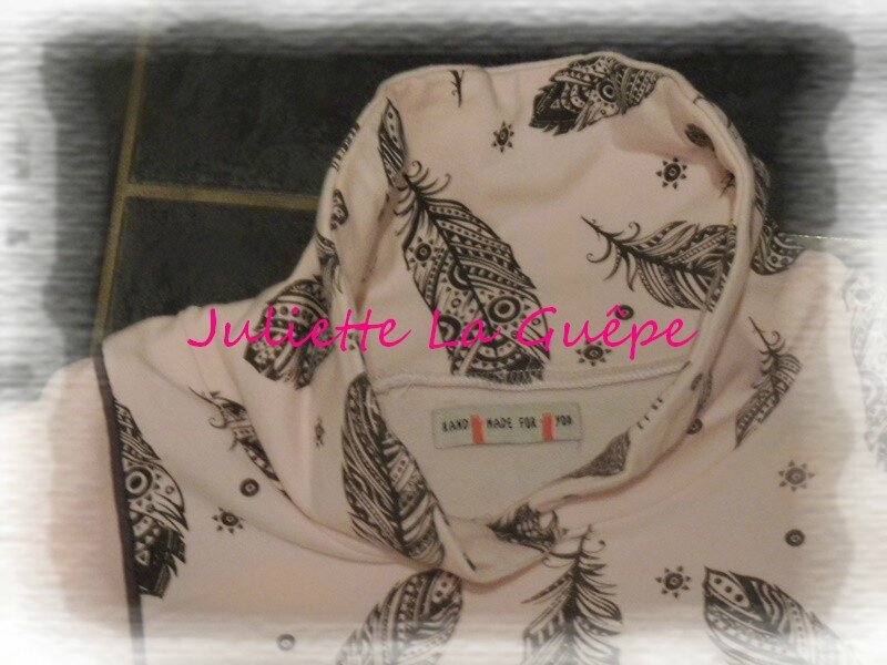 sweet rose plumes grises 3