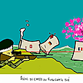 Scène de chasse.fukushima 2011