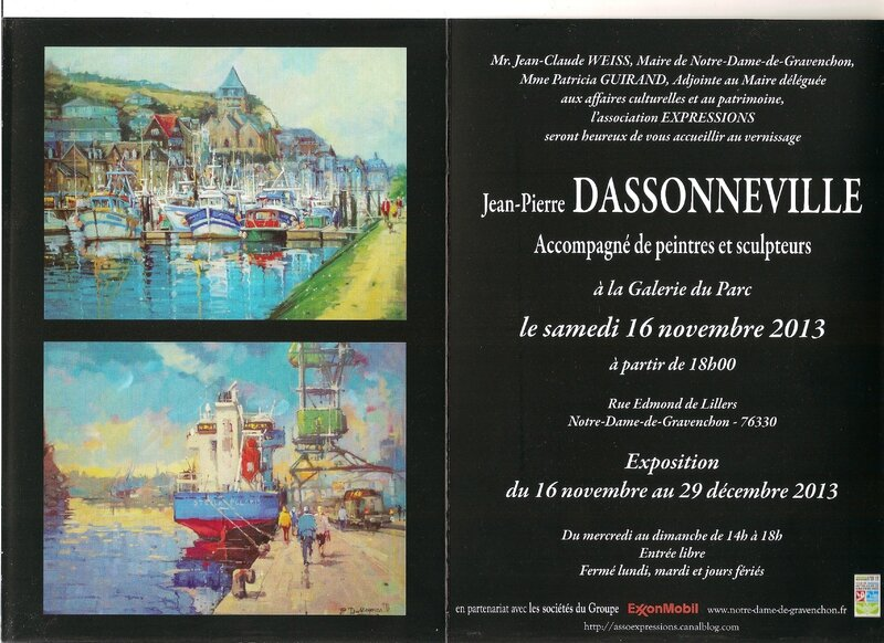 Dassonneville invitation1