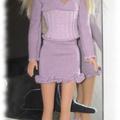 De nouvelles tenues pour barbie