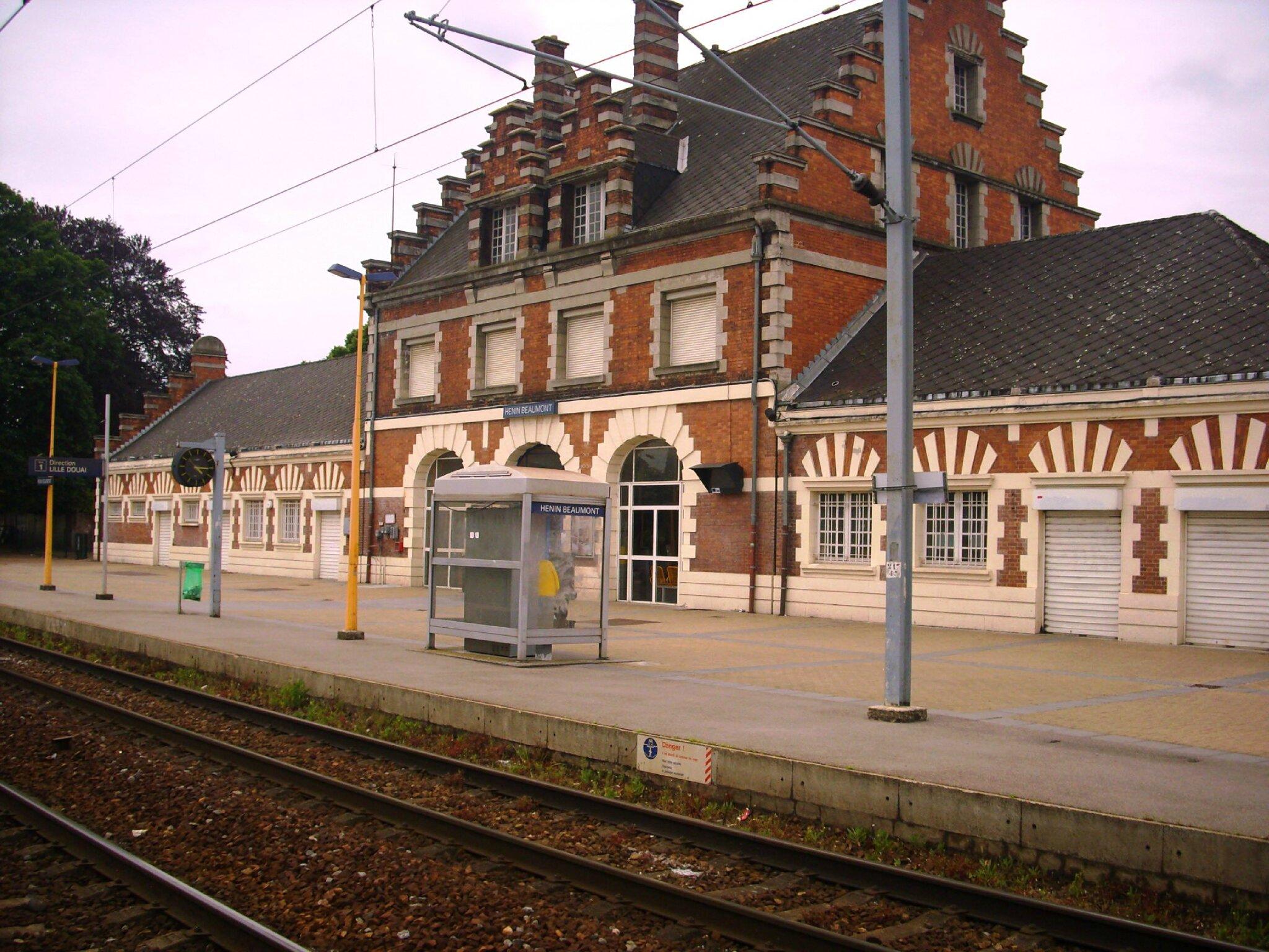 Hénin-Beaumont (Pas-de-Calais - 62) 2